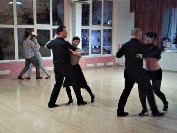 Нашим гостям танцы в удовольствие!
